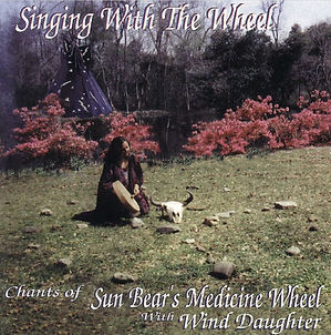 "WD Cover of CD ""Singing with the Wheel"""