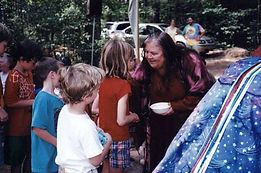 Mary Thunder with Children.JPG