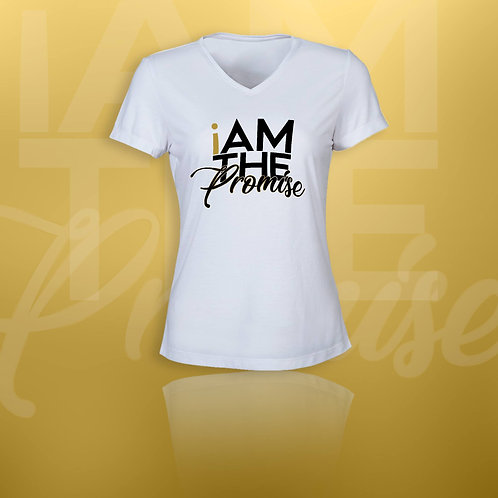 i AM THE Promise t-shirt