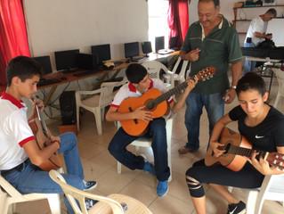 El Colegio Patria Guitar