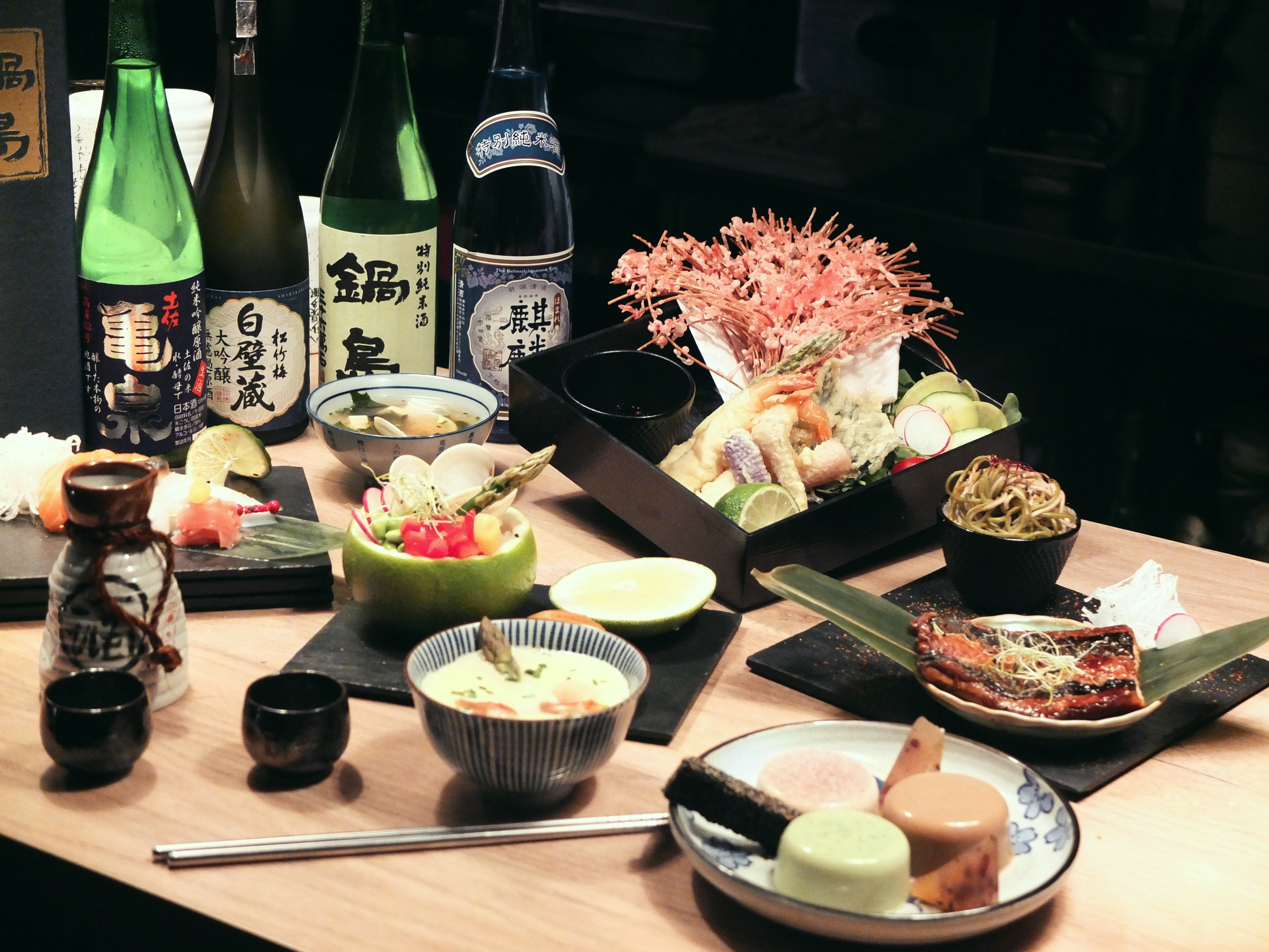 restaurant japonais lyon bentomania. Black Bedroom Furniture Sets. Home Design Ideas