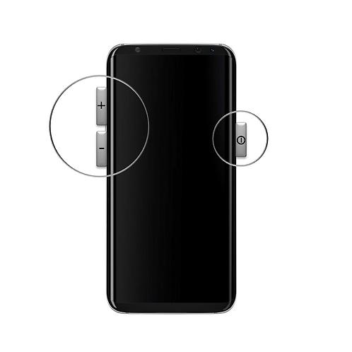 Samsung J5 (2017) Tastentausch