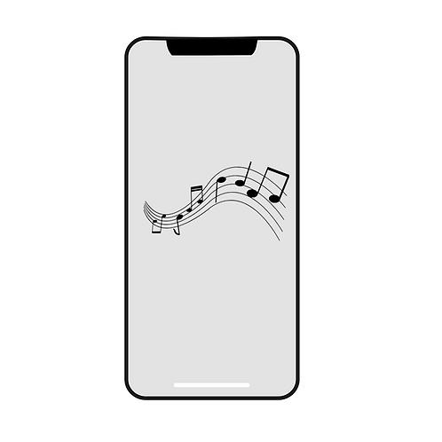 iPhone 11 Lautsprechertausch