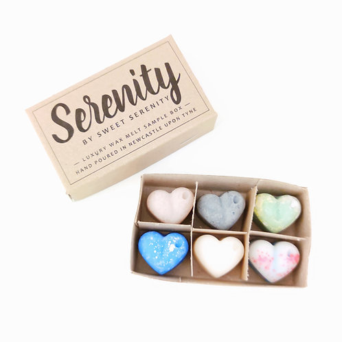 Serenity Sample Box