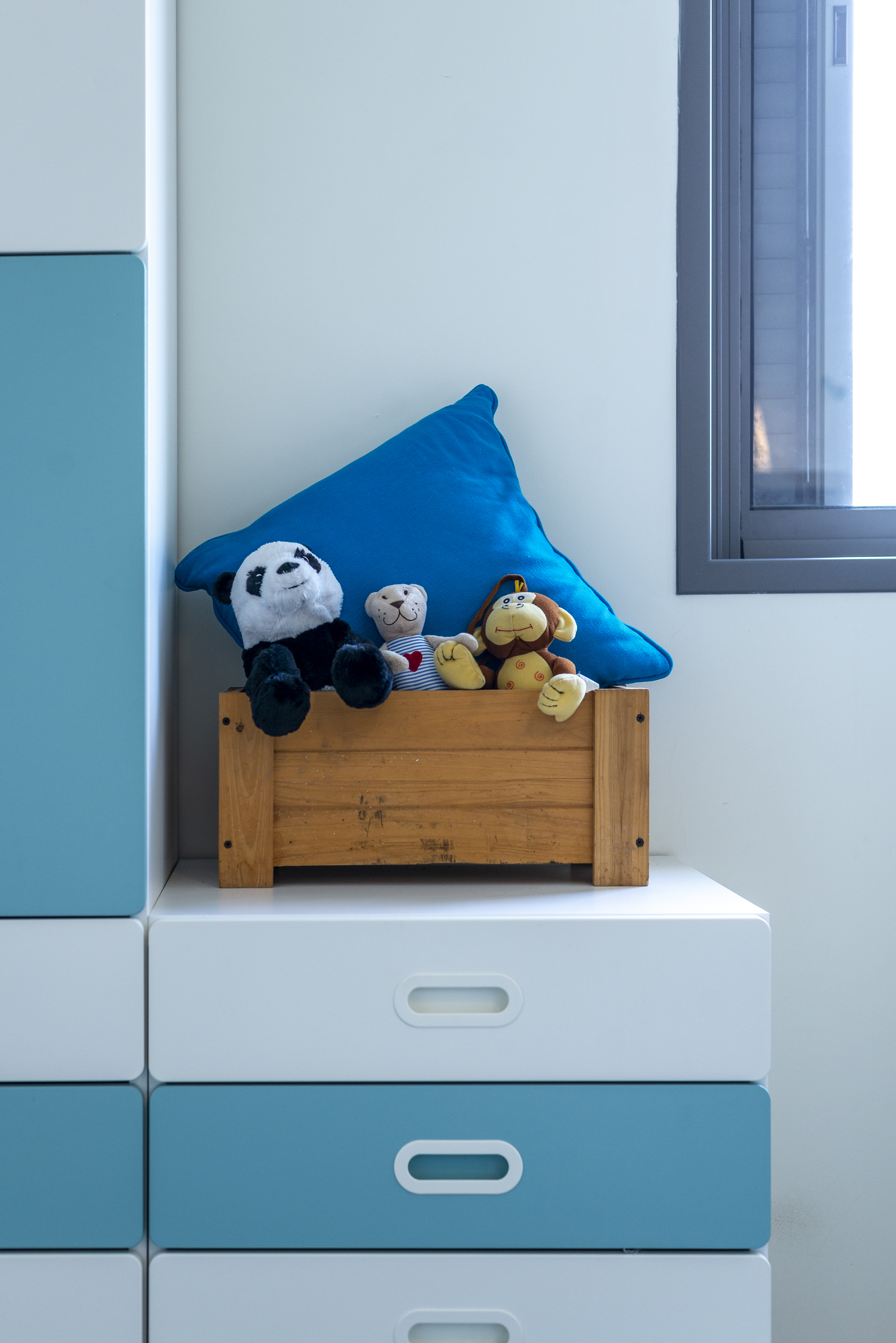 חדר ילדים- פרט