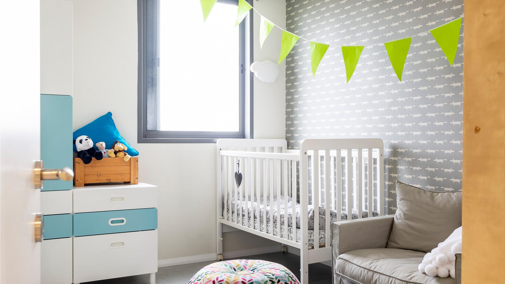 חדר ילדים- מבט כללי