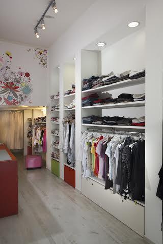 חנות מעוצבת בתל אביב