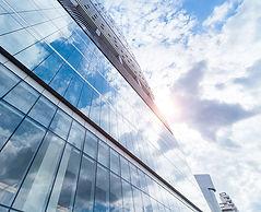 Glasfassade, Sonnenschutzfolie