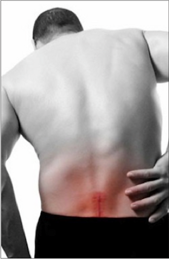 Osteopath for Back Pain
