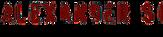 Alexander Si Logo