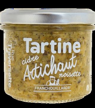 Artichaut - cidre & noisette