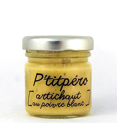 P'titpéro Artichaut - au poivre blanc