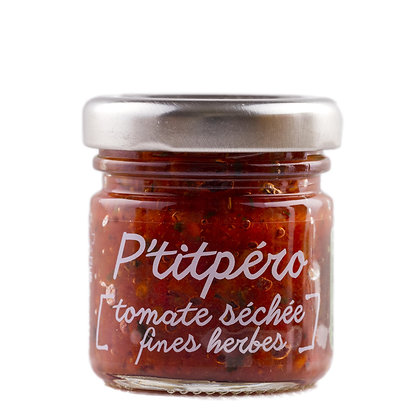 P'titpéro Tomate séchée - aux fines herbes