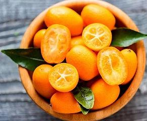 de jolis kumquats