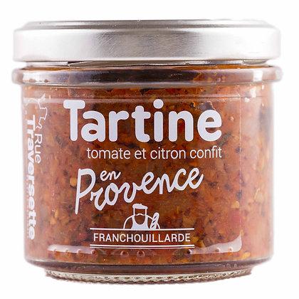 Tartine en Provence