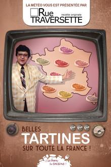 Belles tartines sur toute la France