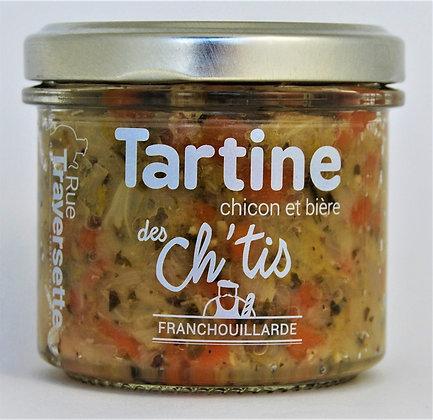 Tartine des Ch'tis