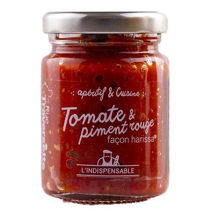Tomate - et piment rouge