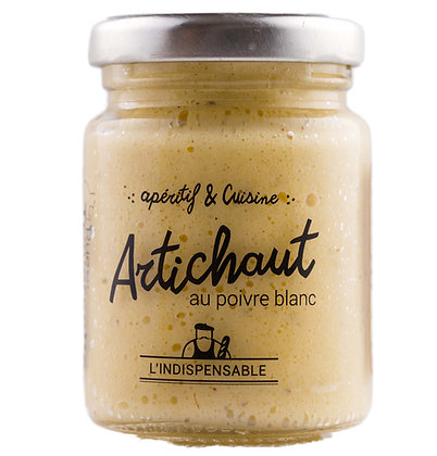 Artichaut - au Poivre blanc