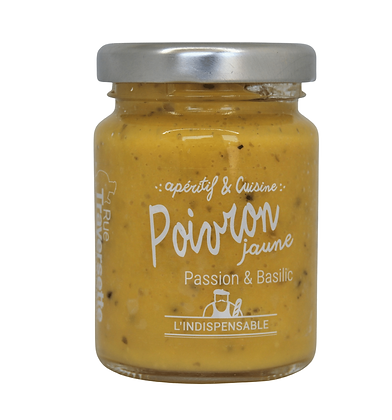 Poivron jaune - passion