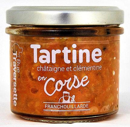 Tartine en Corse