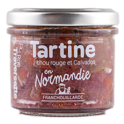 Tartine en Normandie