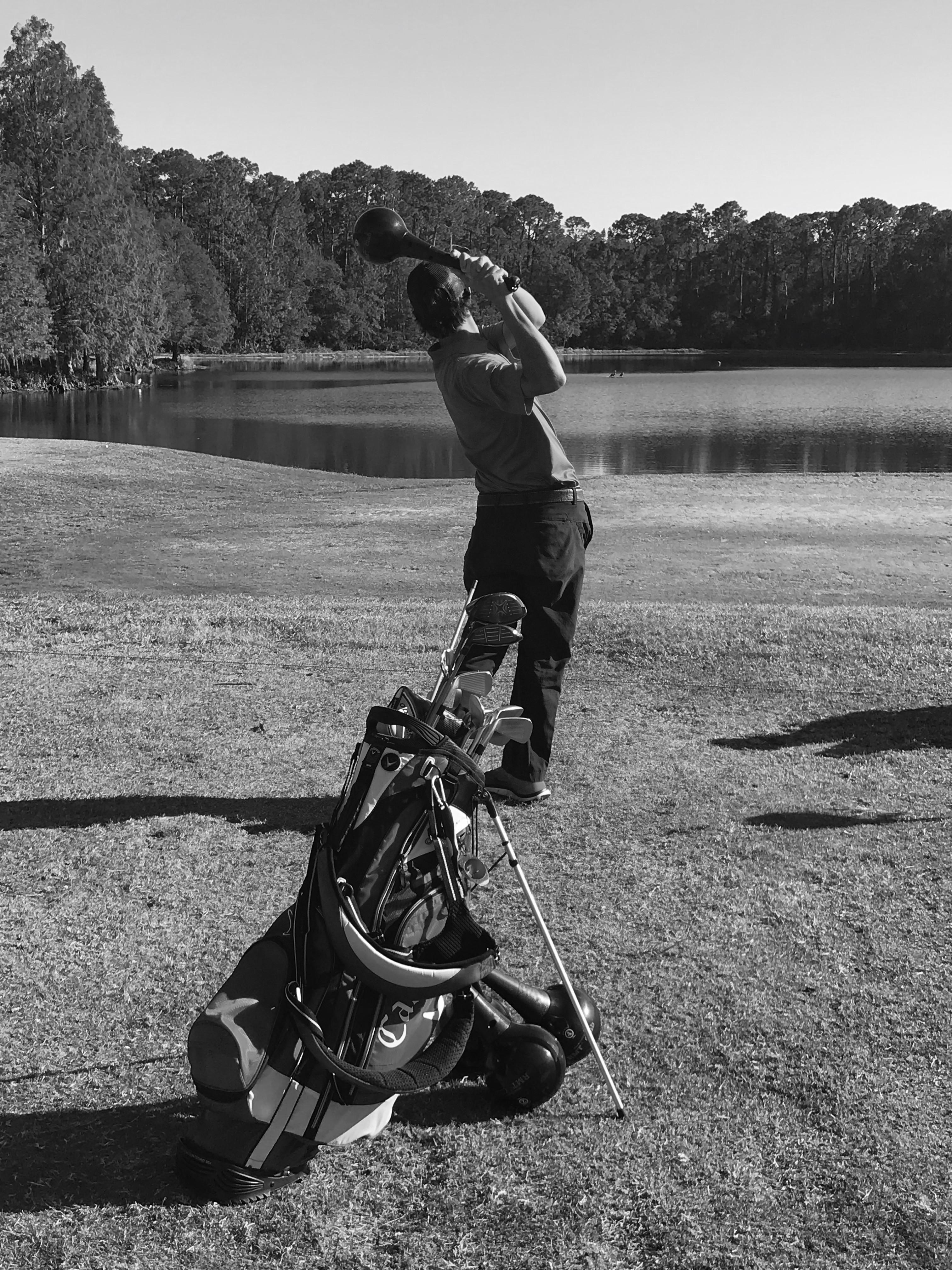 SwingFitt for Golf