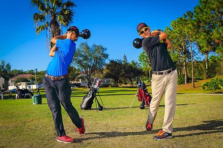 SwingFitt for Golf Players