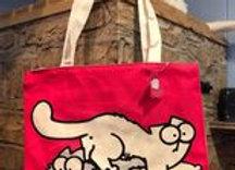 Simon's Cat Tote Bag