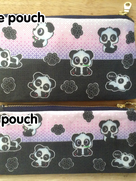 Panda Zipper Pouch