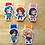 Thumbnail: Persona 2 magnetic bookmarks