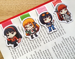 persona girls  magnetic bookmark1.png