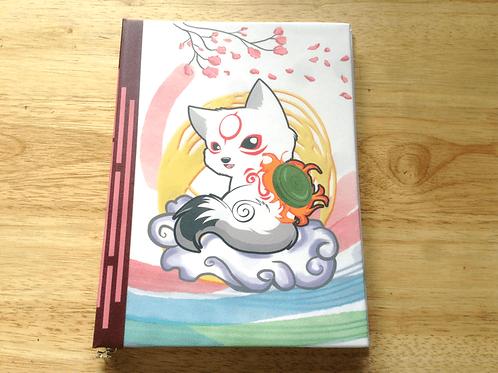 Okamiden Journal (A6/A5 size)