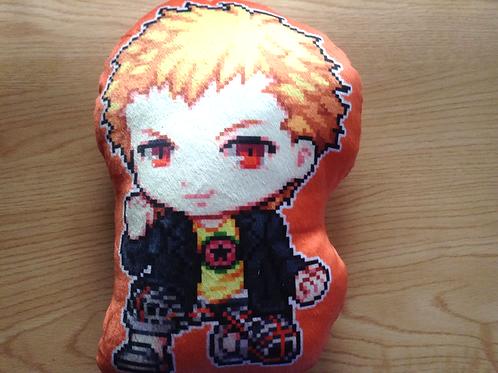 Persona 5 Ryuji pillow