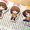 Thumbnail: Persona 5 magnetic bookmarks