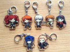 Persona 4 Acrylic Keychain