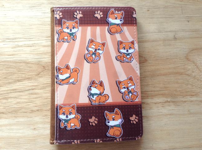 Shiba Inu Card Holder