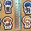 Thumbnail: Persona 3 Magnets