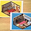 Thumbnail: Isometric Pixel Room Print