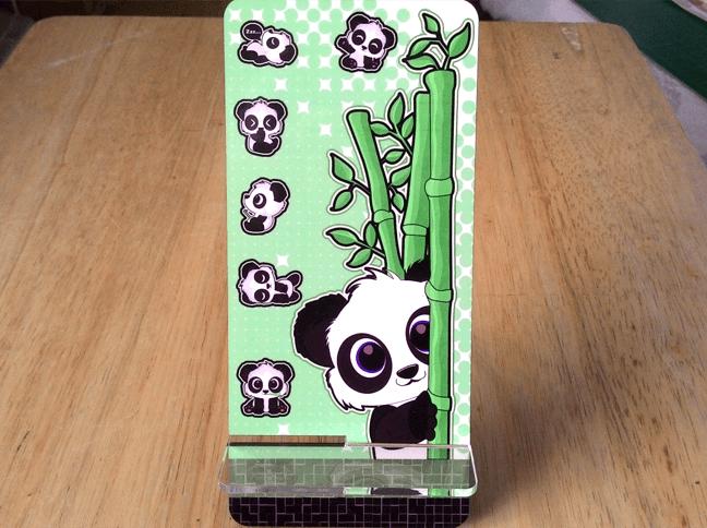 Panda Phone Stand Holder