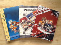 Persona Journal/Notebook/Sketchpad