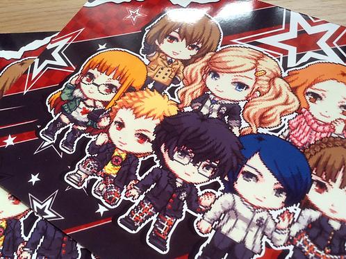 Persona 5 Prints