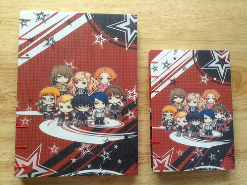 Persona 5 Journal (A6/A5 size)