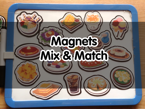 Magnets Mix and Match
