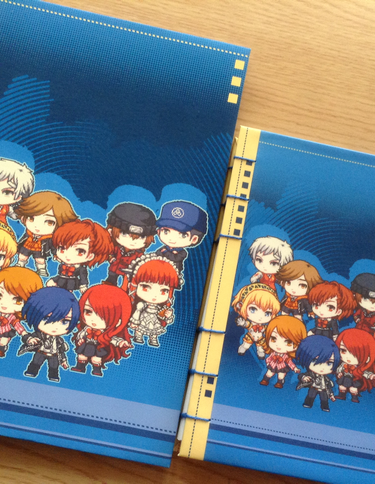 Persona 3 Journal (A6/A5)