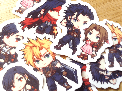 FF7 stickers