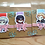 Thumbnail: Persona magnetic bookmarks (Akihiko, Shinji, Kanji)