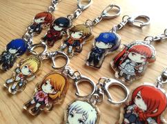 Persona3 Acrylic Keychain