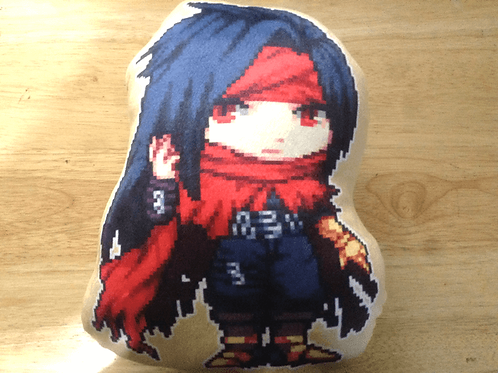 FF7 Vincent pillow