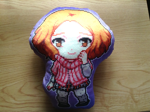 Persona 5 Haru pillow